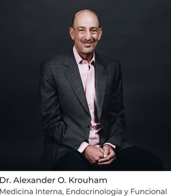 Dr. Alexander O. Krouham