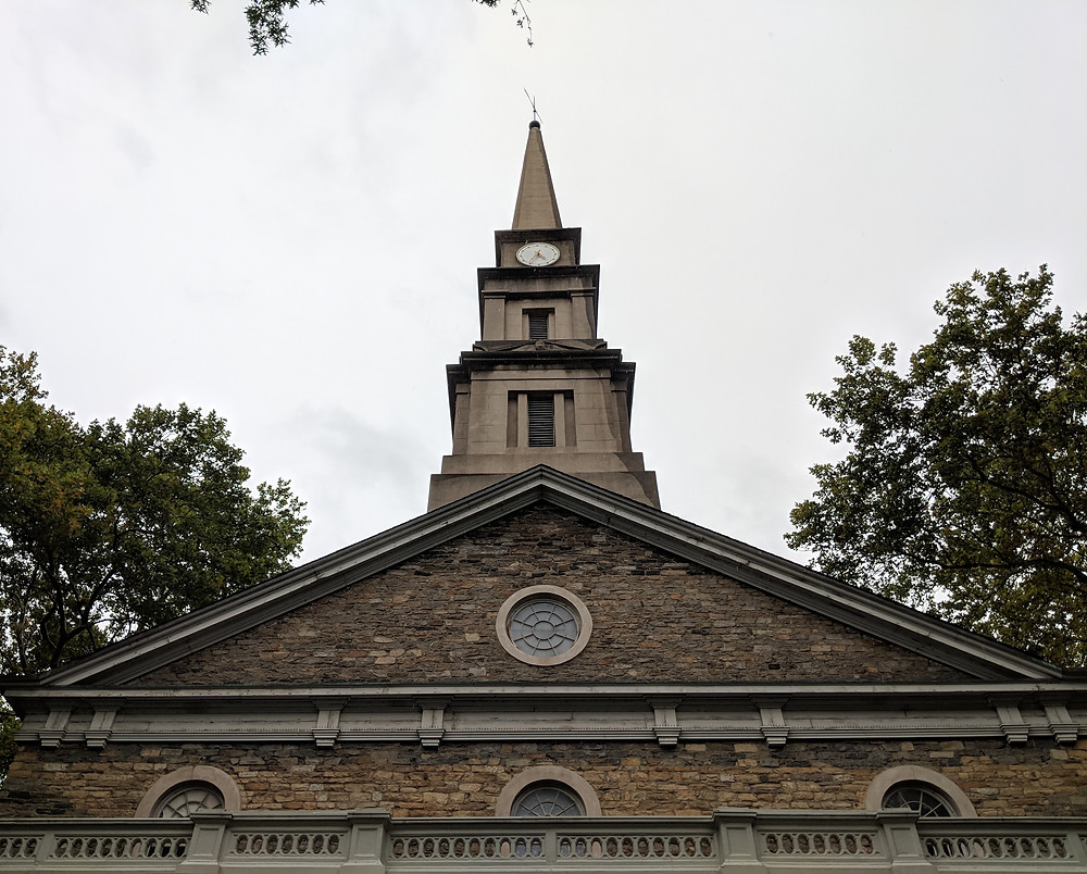 St. Marks Church-In-The-Bowery