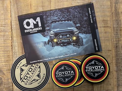 Team Membership   Overlanders Magazine