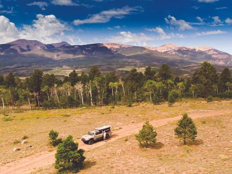 Colorado - Utah Trails. Rim Rocker