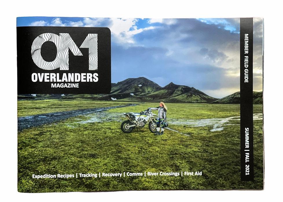 overlanders magazine