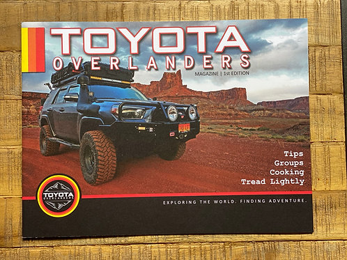 Toyota Overlanders | Limited 1st Edition