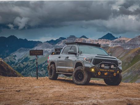 Colorado Trails - Black Bear Pass