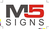 M5 Signs - Creativity is our thing.