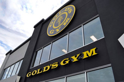 MPM Construction -  Gold's Gym