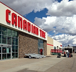 Canadian Tire - Store Front