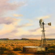 DM06 Windmill at Dusk