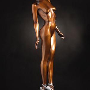 Nude Ballerina.