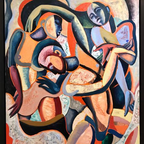 Tapestries of Desire