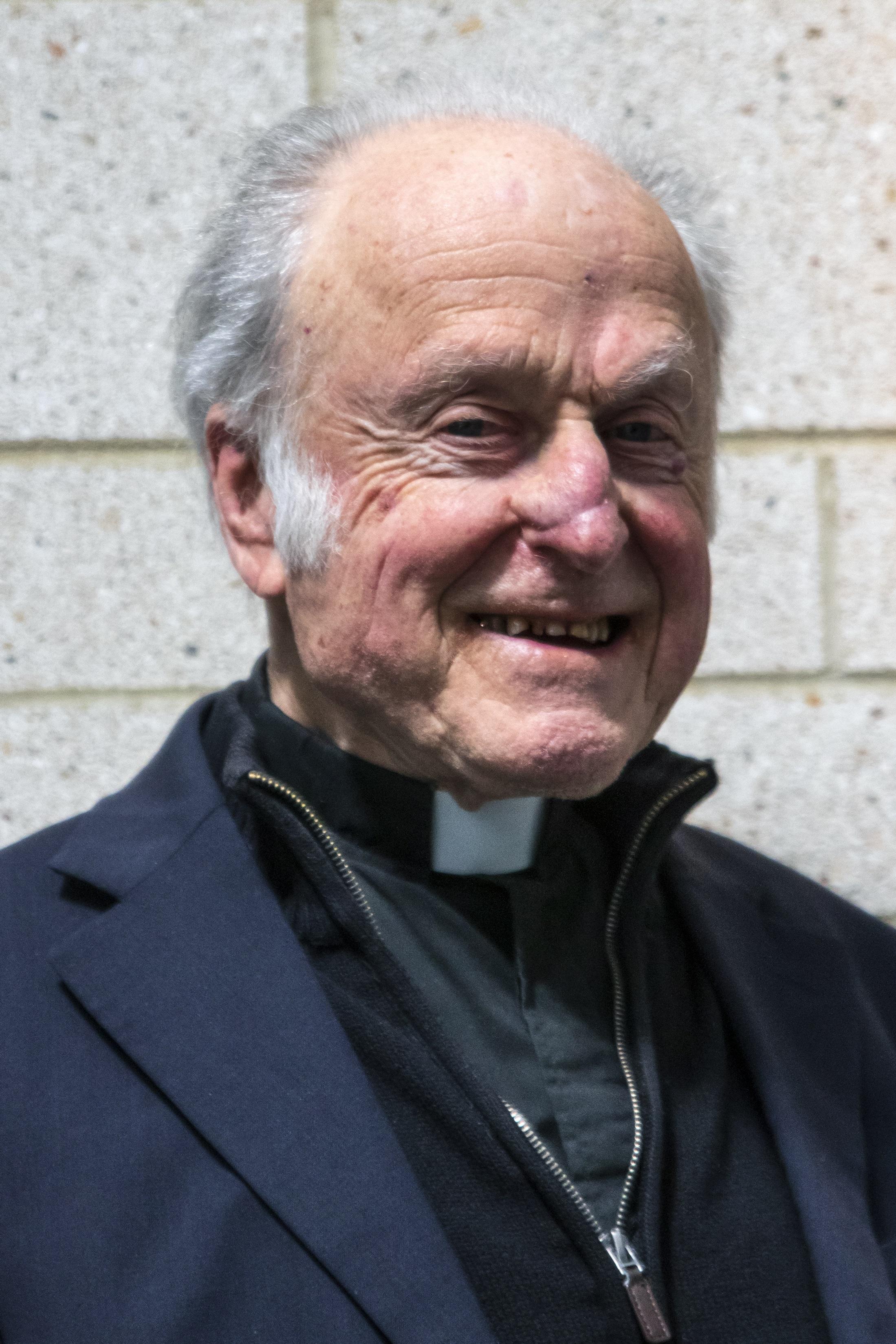 Father Jack Kieffer