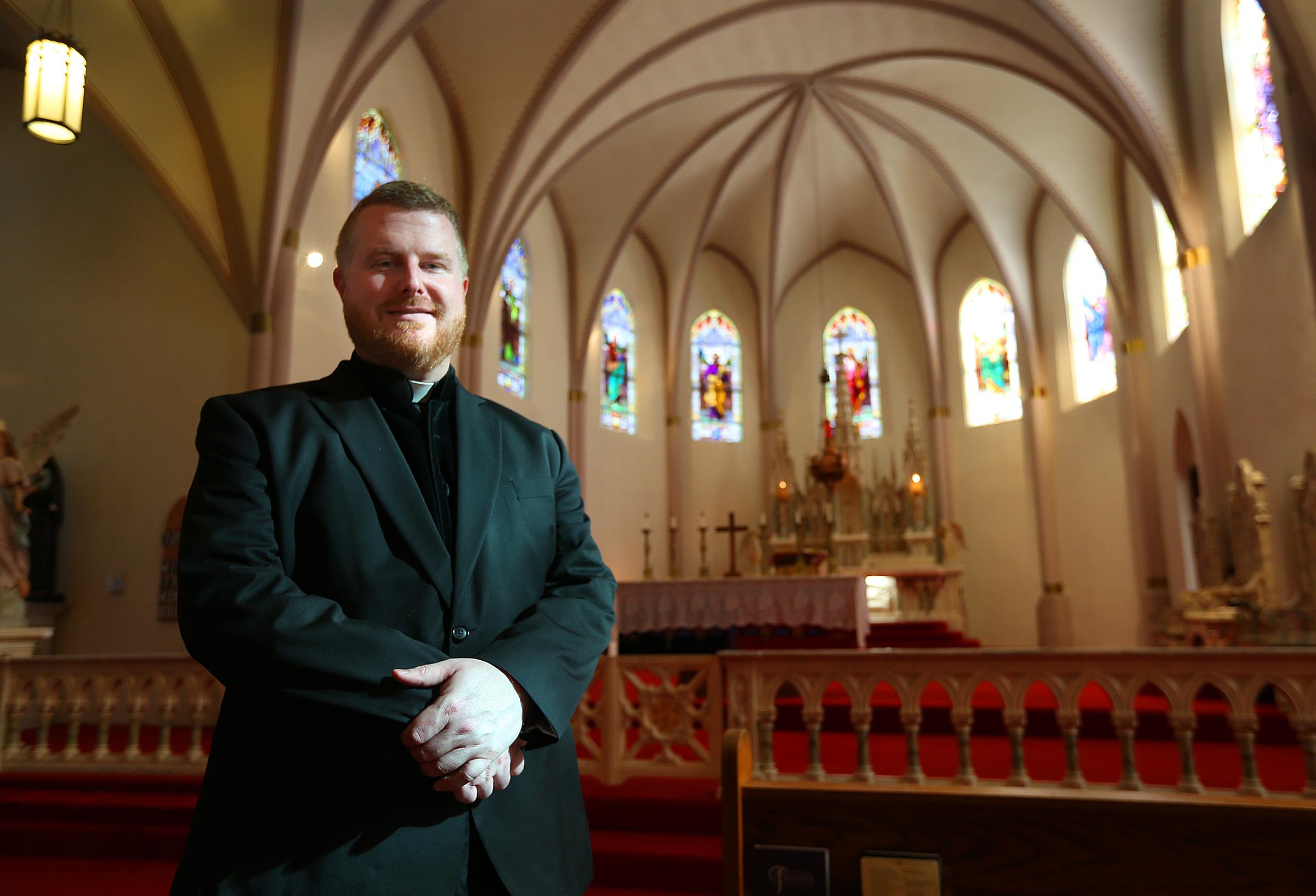 Father Sean Donovan