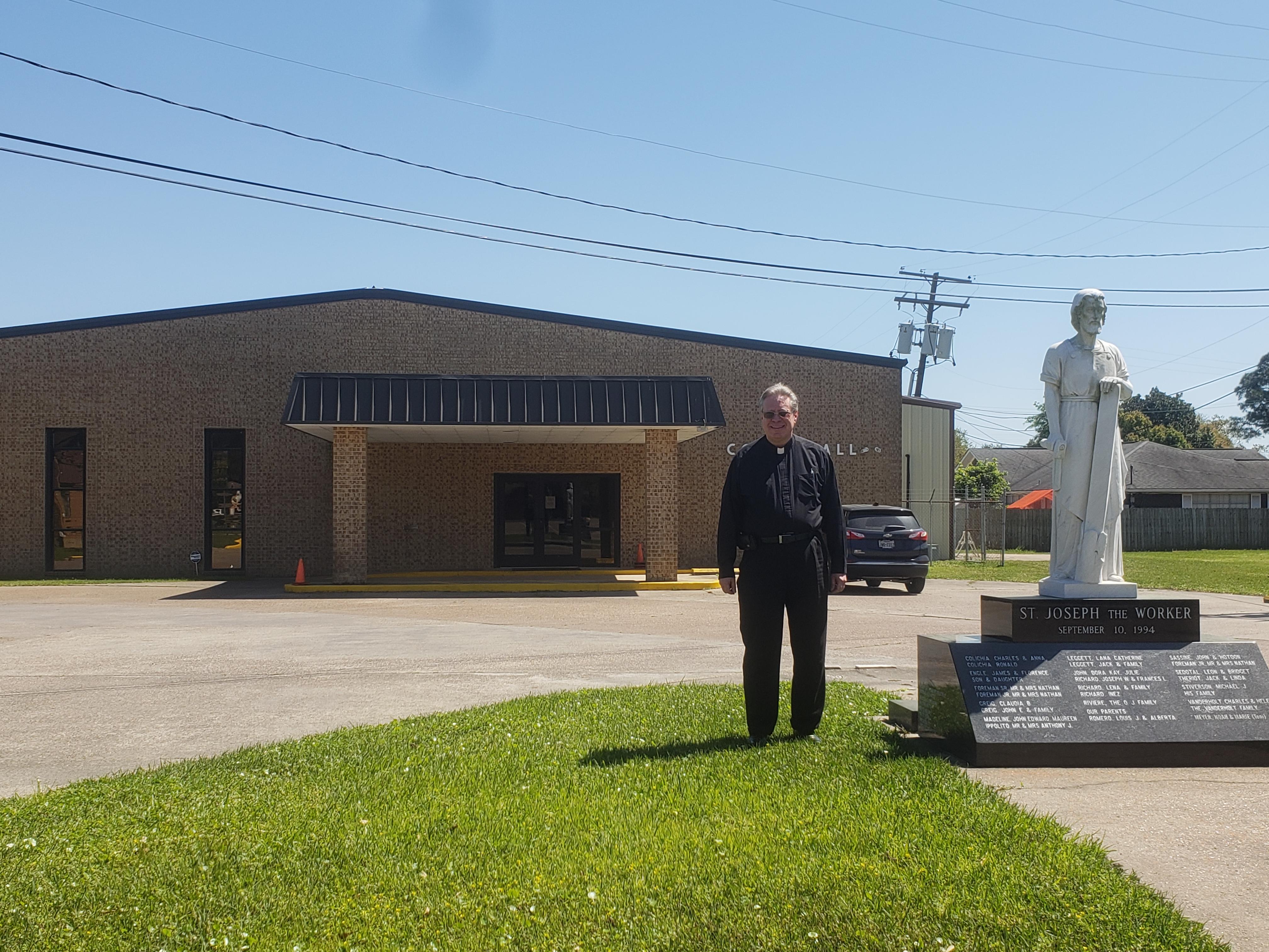 Reverend Kevin Badeaux
