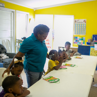 """""""I see myself in these children, and I know I can give them hope."""" -Pam Morgan"""
