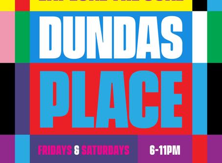 Explore the Core of Dundas Place