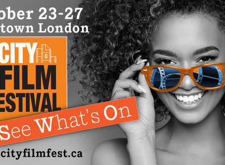 Forest City Film Festival launches tomorrow!