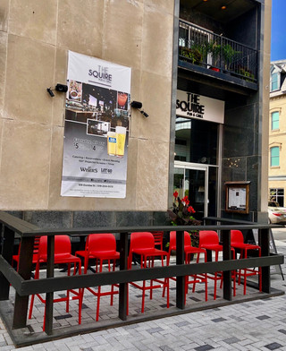 5 Great Patios to Visit on Dundas Place