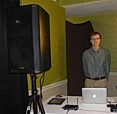 Antonio Fiore ceremony music director
