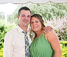 Derek and Kristi