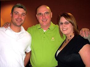 Derek and Sal and Kristi