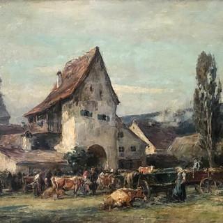 German Village 1