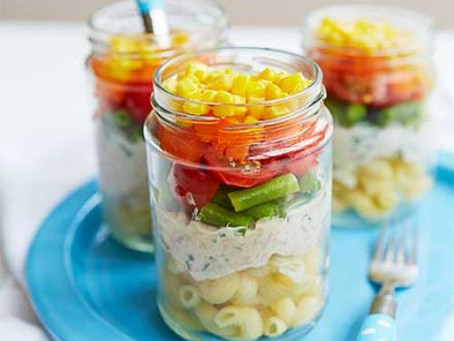Healthy tasty ideas for your picnic this Summer...