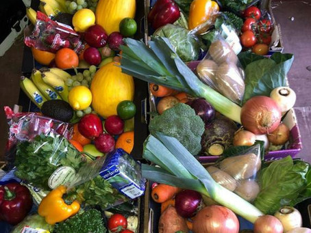 Providing our customers with fresh, quality fruit and veg