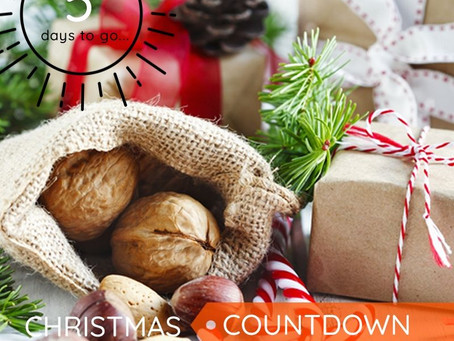 5 days to go - it's time to have a nut fest!