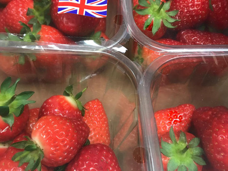 Sparks supporting British Growers