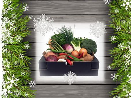 Order your Christmas Cookbox from your local greengrocer now!