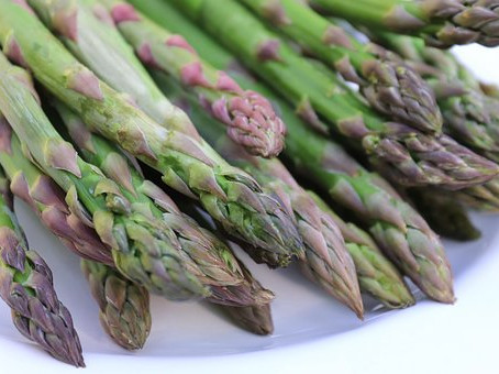 The benefits of eating Asparagus