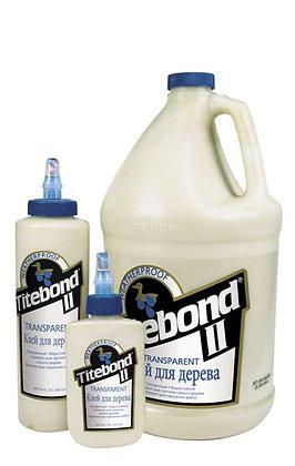 Titebond® II Transparent Premium Wood Glue