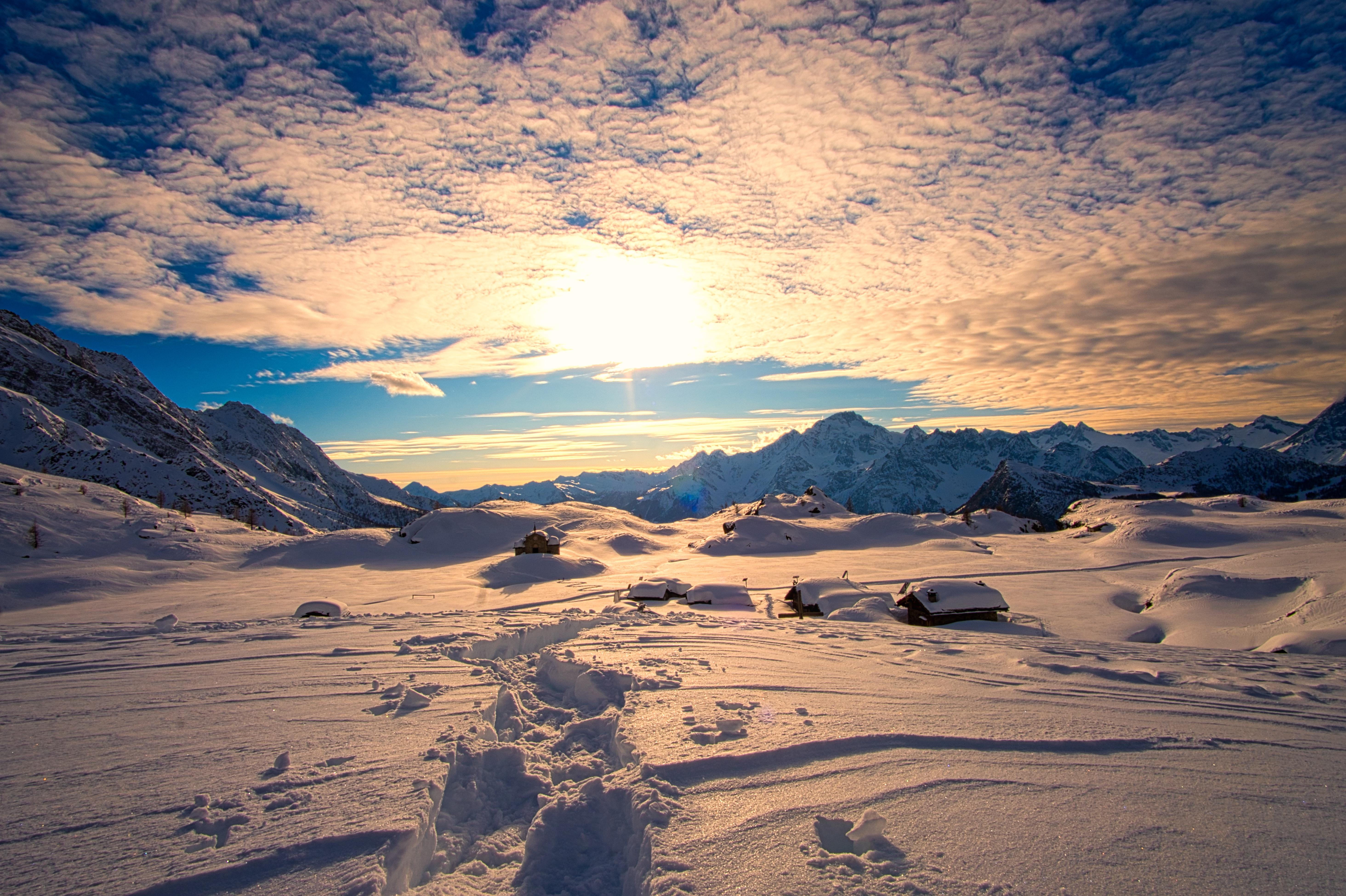 Alpe Prabello winter