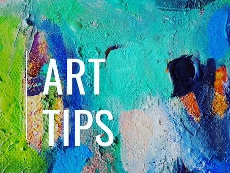 Creating Texture on your painting