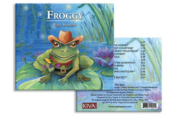 Froggy CD Cover