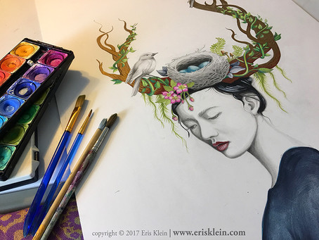 Spring Headdress