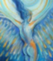 Angel of Light by Eris Klein