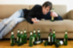 germany-hessen-frankfurt-drunk-man-lying