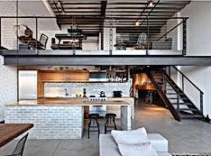 Mezanino Steel Home