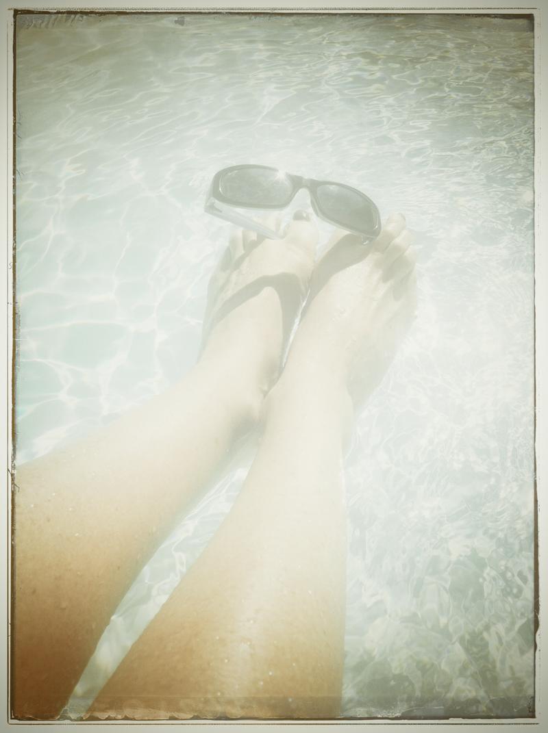 Les pieds nus