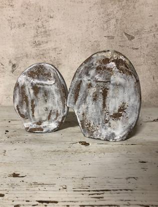 Sculpture 2 pièces
