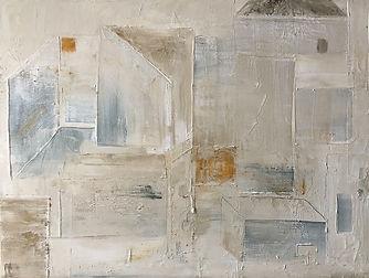 Peinture Série Quiétude II