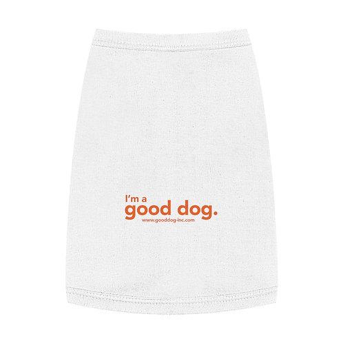 Good Dog Dog Tank Top