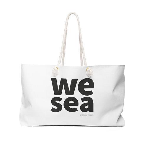 WESEA Weekender Bag - White