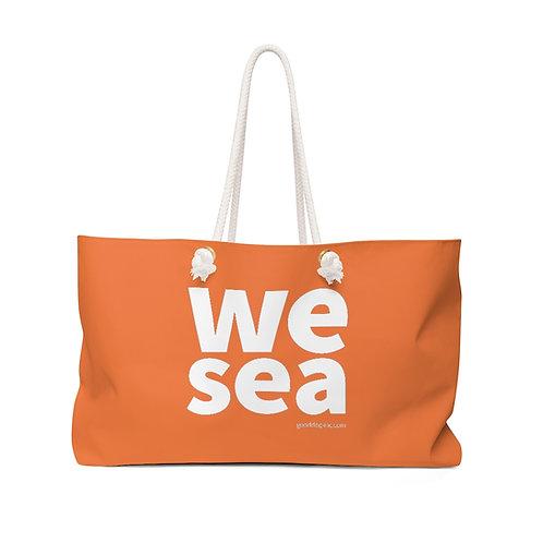 WESEA Weekender Bag - Orange