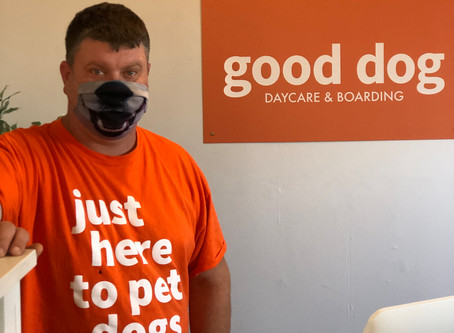 MEET OUR STAFF: DON!
