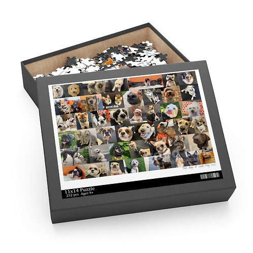 The Dogs of Good Dog Puzzle