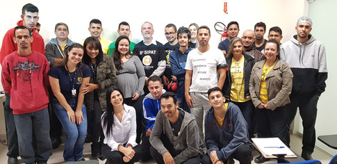 Workshop Saúde no Trabalho