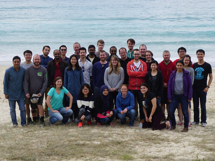 Great times had at ANU Plant-Microbe Interactions retreat