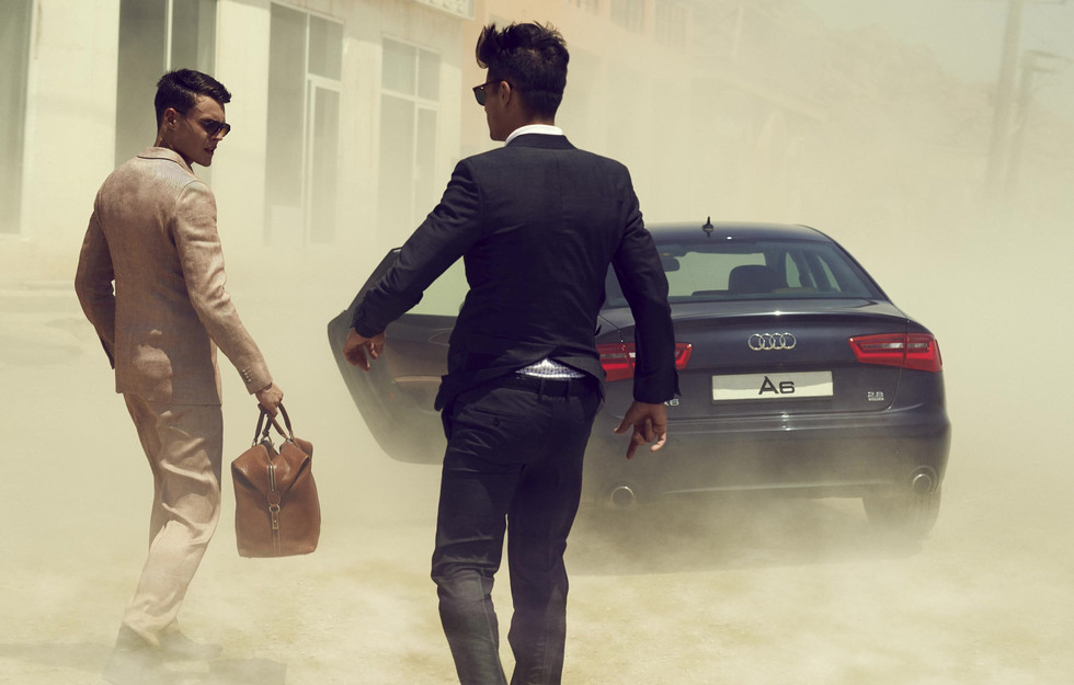 Audi x Emirates