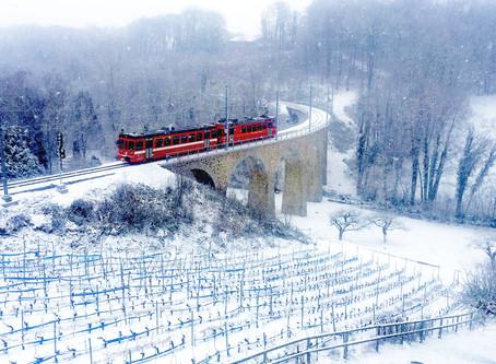 Thinking Adventure? Think Trains.